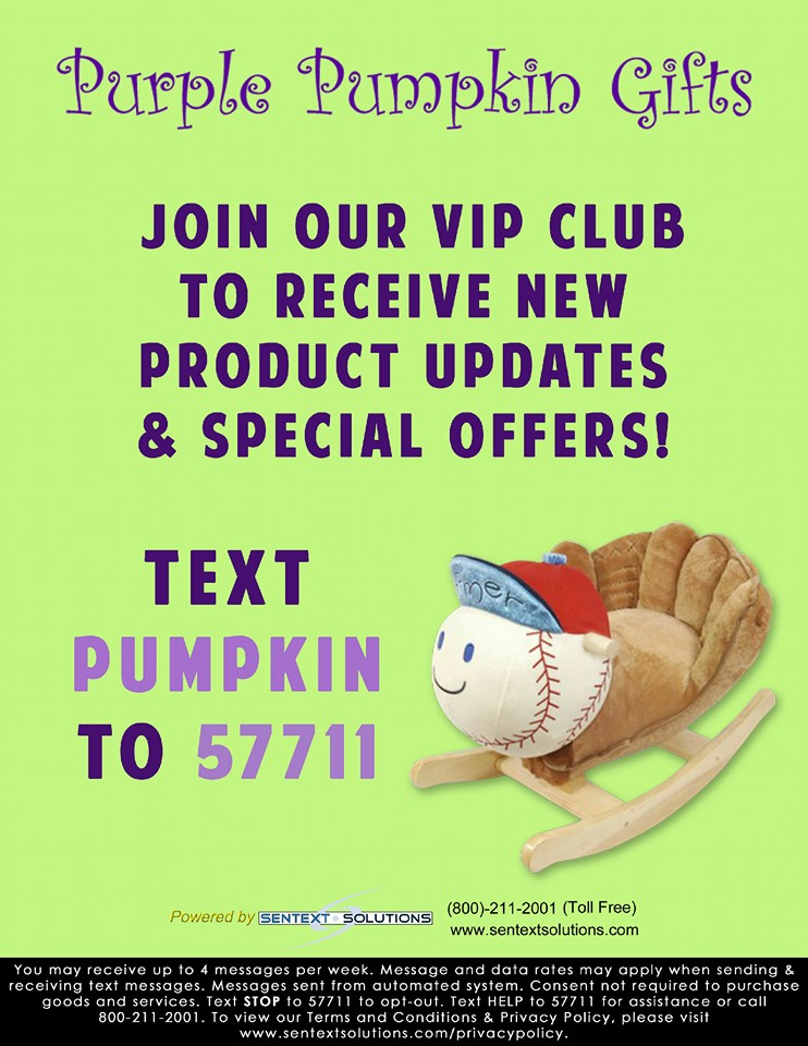 Childrens and baby boutique in philadelphia purple pumpkin gifts click to enlarge negle Gallery